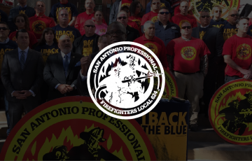 Featured Member - San Antonio Professional Firefighters Local