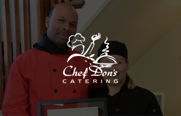Featured Member - Chef Don's Catering