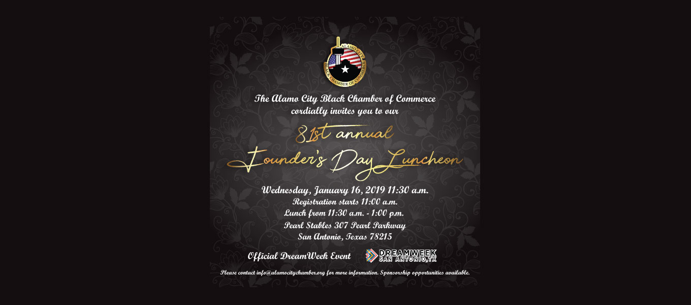 81st Annual Founder's Day Luncheon