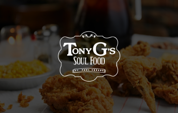 Featured Member - Tony G's
